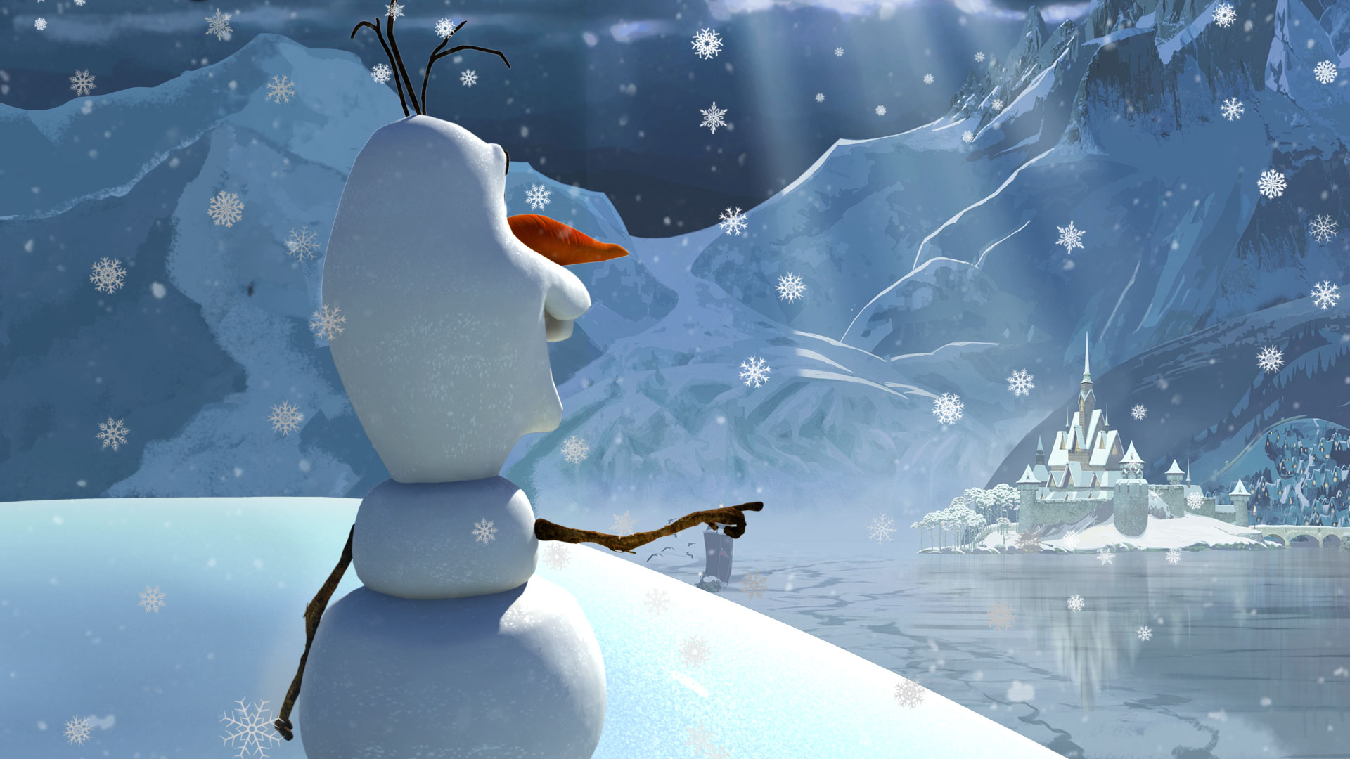 немногим картинка снеговик холодное сердце на море великий